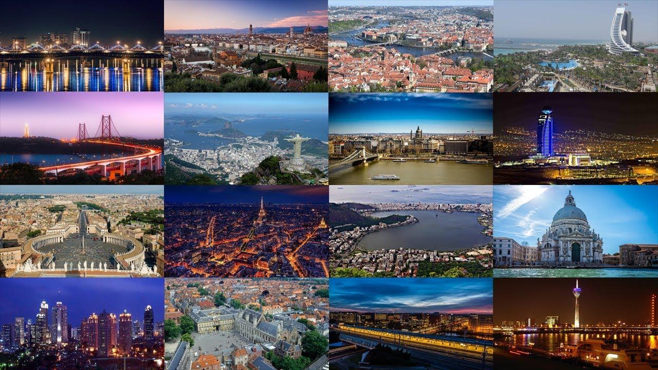 أماكن حول العالم